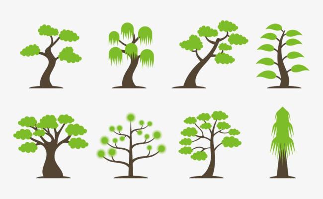 Dữ liệu cây xanh