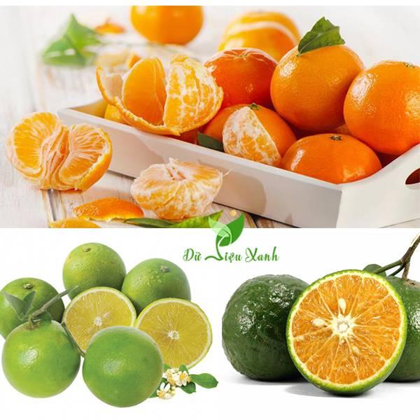 Hạt quả cam