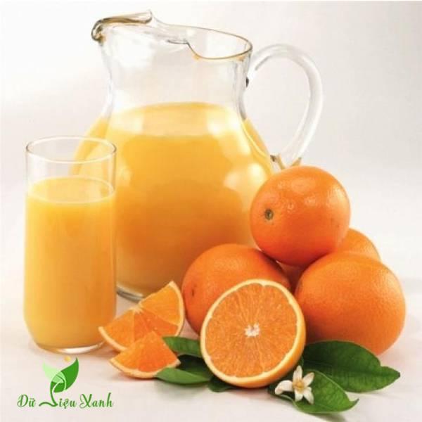 Công dụng của cây cam