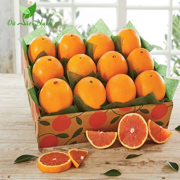 Hộp cam cara